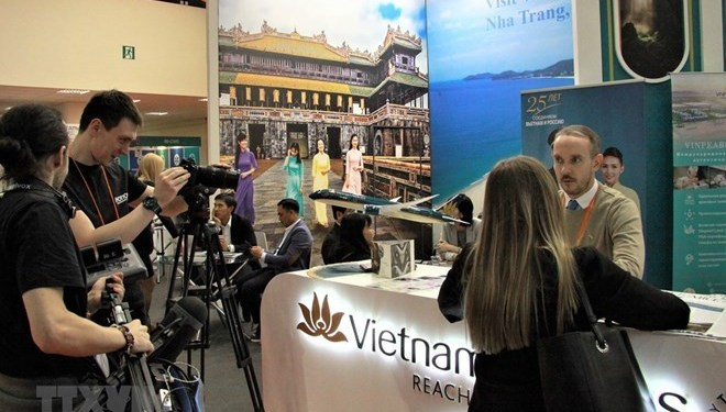 RUSSIAN COMMENTATOR HAILS VIET NAM'S SEA AND ISLAND TOURISM
