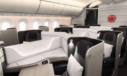 AIR CANADA'S BUSINESS CLASS NAMED TOP IN NORTH AMERICA BY TRIPADVISOR'S TRAVELLERS' CHOICE AWARDS