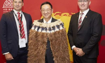 2019 : CHINA-NEW ZEALAND YEAR OF TOURISM OPENING CEREMONY