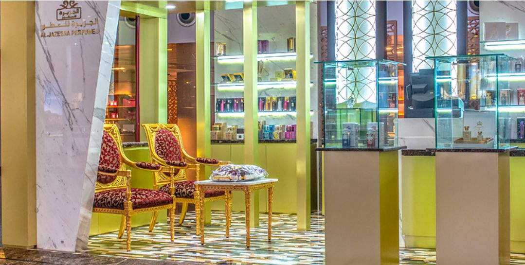 QATAR DUTY FREE OPENS AL JAZEERA PERFUMES BOUTIQUE AT HIA