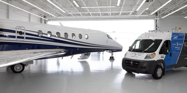TEXTRON AVIATION RECOGNIZED AS INDUSTRY LEADER FOR IN-FLIGHT CONNECTIVITY UPGRADE