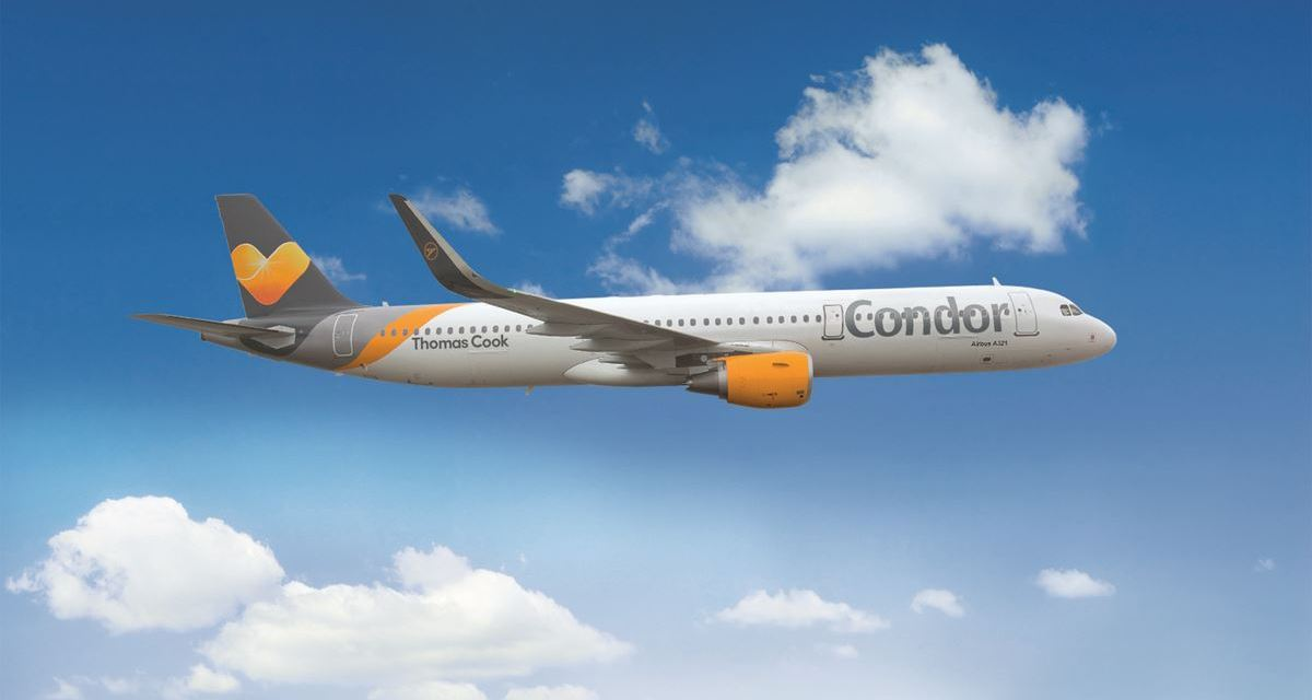 Condor adds two Airbus A321s to it's fleet