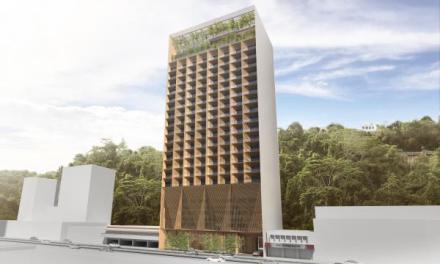 Hyatt Centric Kota Kinabalu in Malaysia