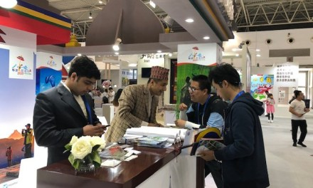 Nepal Tourism Board made its maiden presence in the first ever Asian Culture & Tourism Exhibition 2019