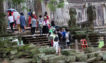 Tourism  Combodia sets sights on Muslim world