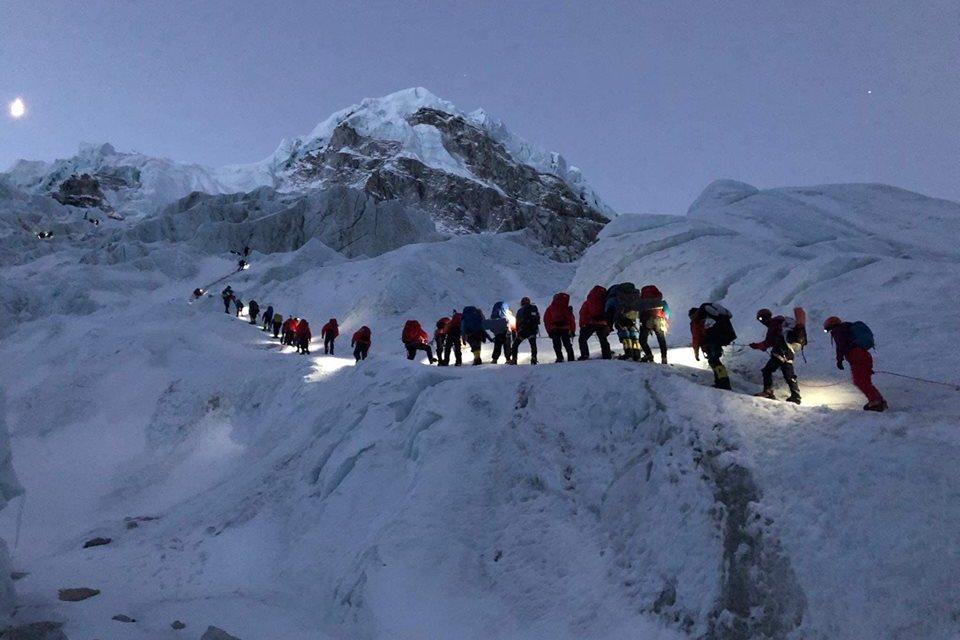 Kami Rita Sherpa set to start second ascent on Everest