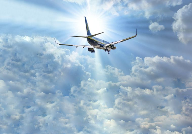 Ryanair Surpasses New Safety Standards For Flight Tracking With GlobalBeacon