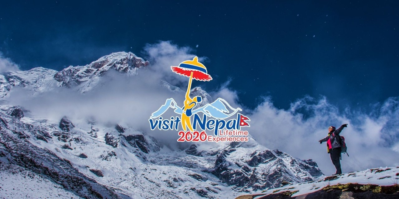 Visit Nepal Year 2020 promoted in the 13th International Travel Expo