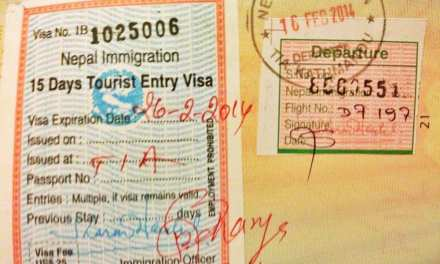 Nepal increases visa fees for foreigners