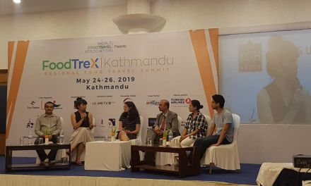 FoodTreX Kathmandu – Regional food Travel Summit successfully concluded