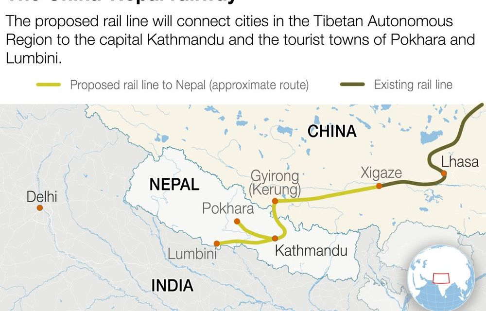 Full steam ahead for Nepal-China railway project through Himalayas