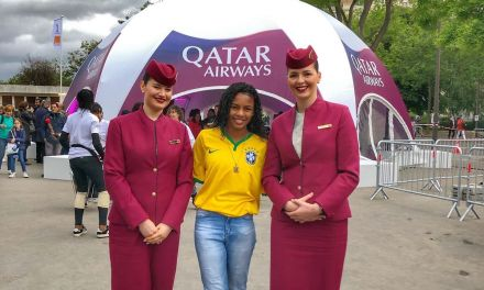 Qatar Airways Celebrates Opening of FIFA Women's World Cup France 2019