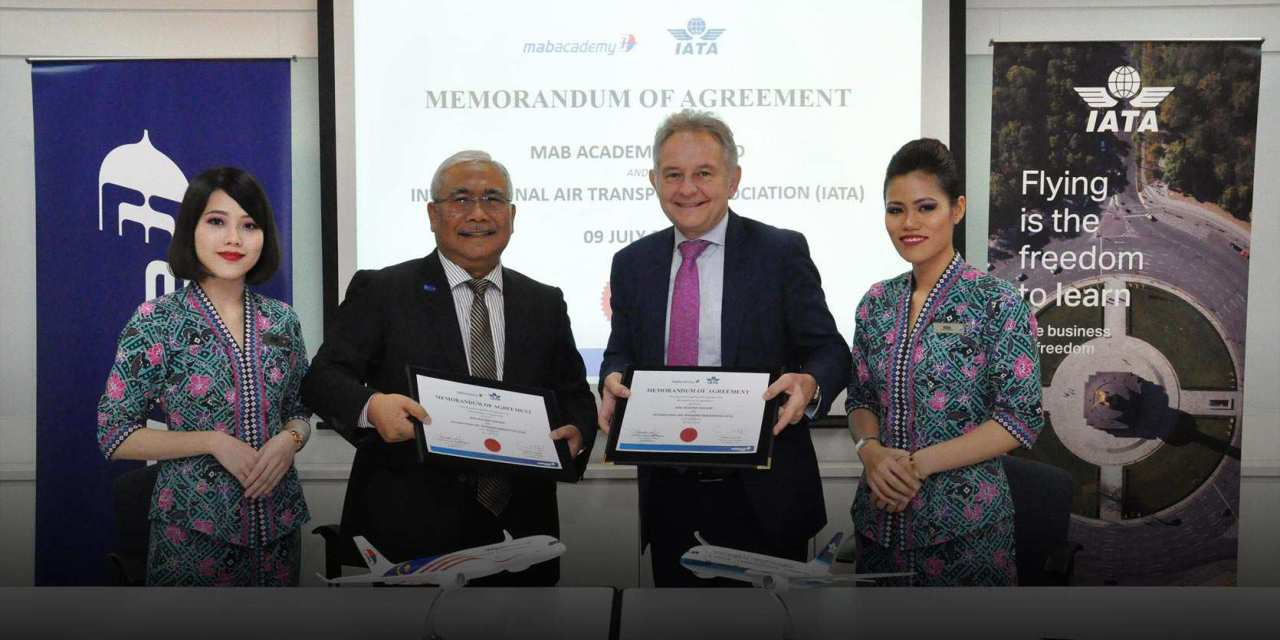 MAB Academy Extends Partnership with IATA