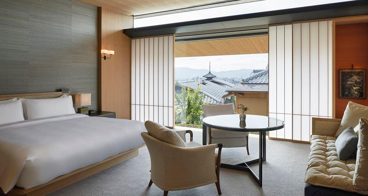 The Park Hyatt Brand Celebrates Debut of Park Hyatt Kyoto