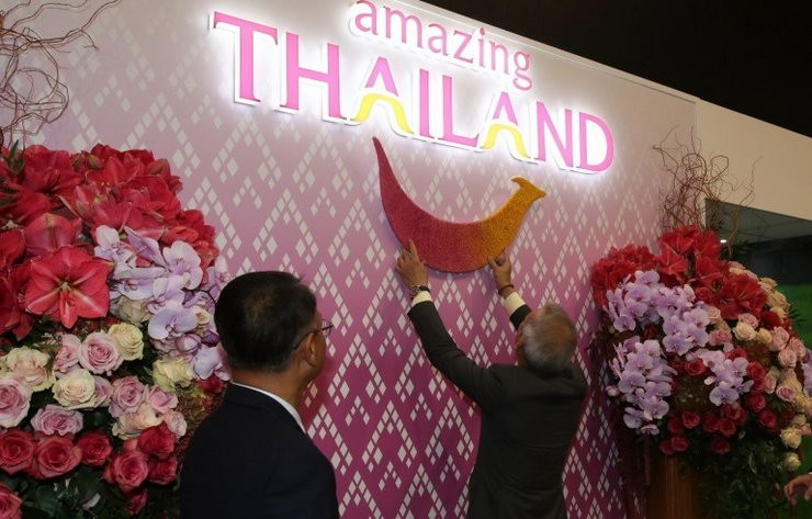 Exhibitors dominate Thai pavilion at World Travel Market 2019