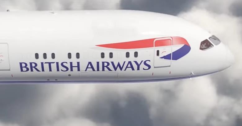 British Airways suspends mainland Chinese services