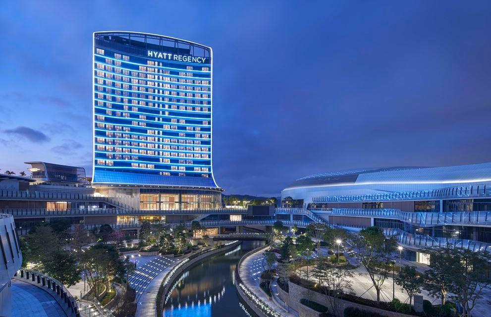 Hyatt Regency Hengqin Opens in Greater Bay Area of Southern China