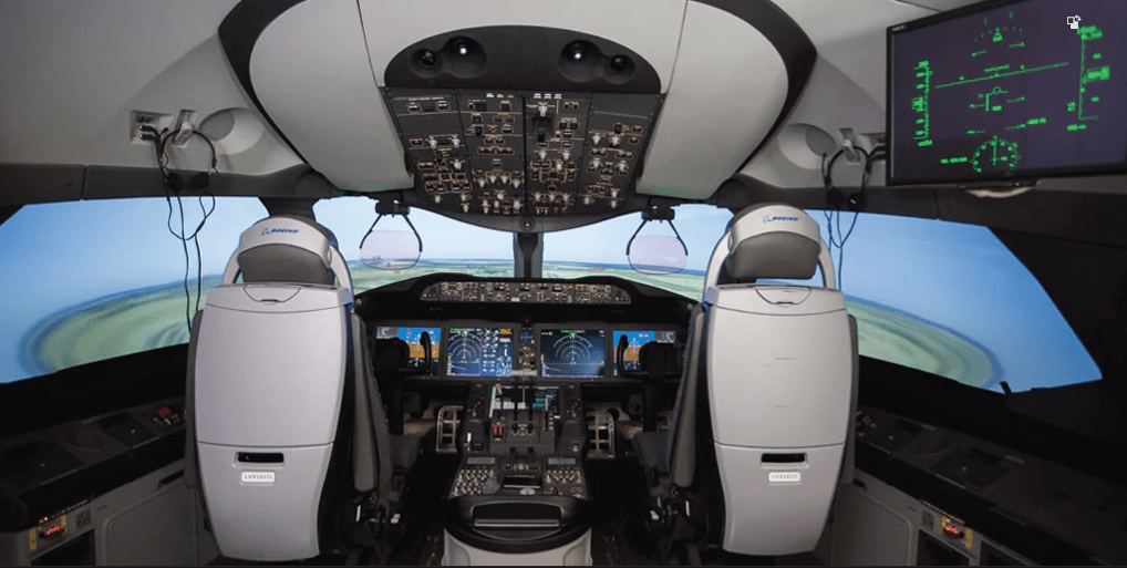 European approval to train Boeing 777, 787 pilots