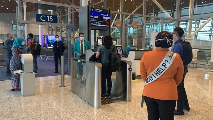KLIA pilots facial recognition technology throughout the total passenger journey