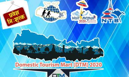 Domestic Tourism Mart to be organized in Kathmandu