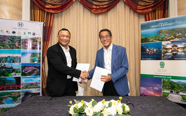 Banyan Tree makes prominent entry into Myanmar