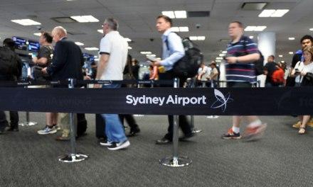 Australia MICE comes to a screeching halt