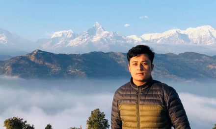Mr. Akshov Shrestha – COVID 19 impact on Tourism Industry