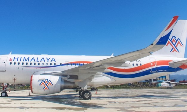 Himalaya Airlines announces schedule flight fares