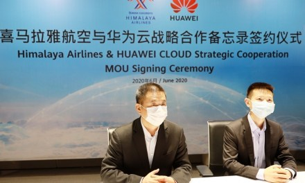 Himalaya Airlines & Huawei Cloud join hands for a strategic partnership