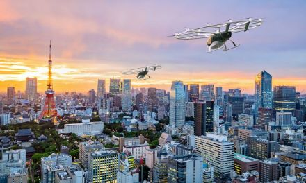 Japan Airlines and Volocopter to Develop and Launch Air Mobility Services in Japan