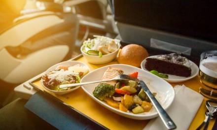 Finair start selling airplane food in supermarkets