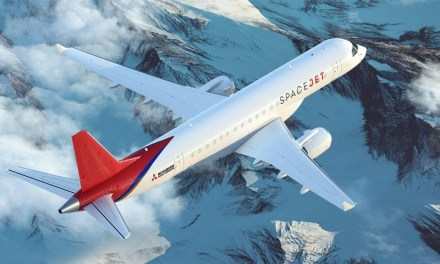 Mitsubishi Heavy Industries Suspends SpaceJet Development