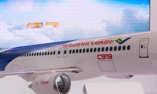 COMAC aims to certify C919 by year-end; looks to develop domestic engines