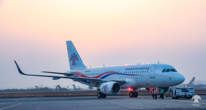 Nepal allows limited international schedule flights