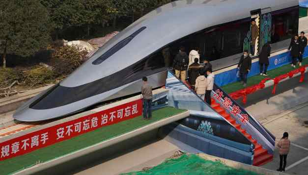 The evolution of China's incredible high-speed rail network