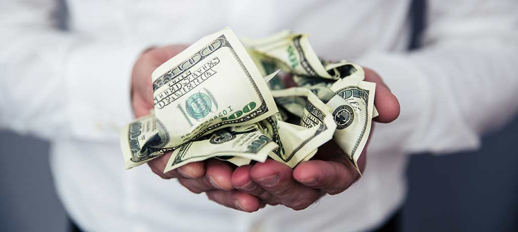 What would you say if you were offered a considerable sum of money for your business?