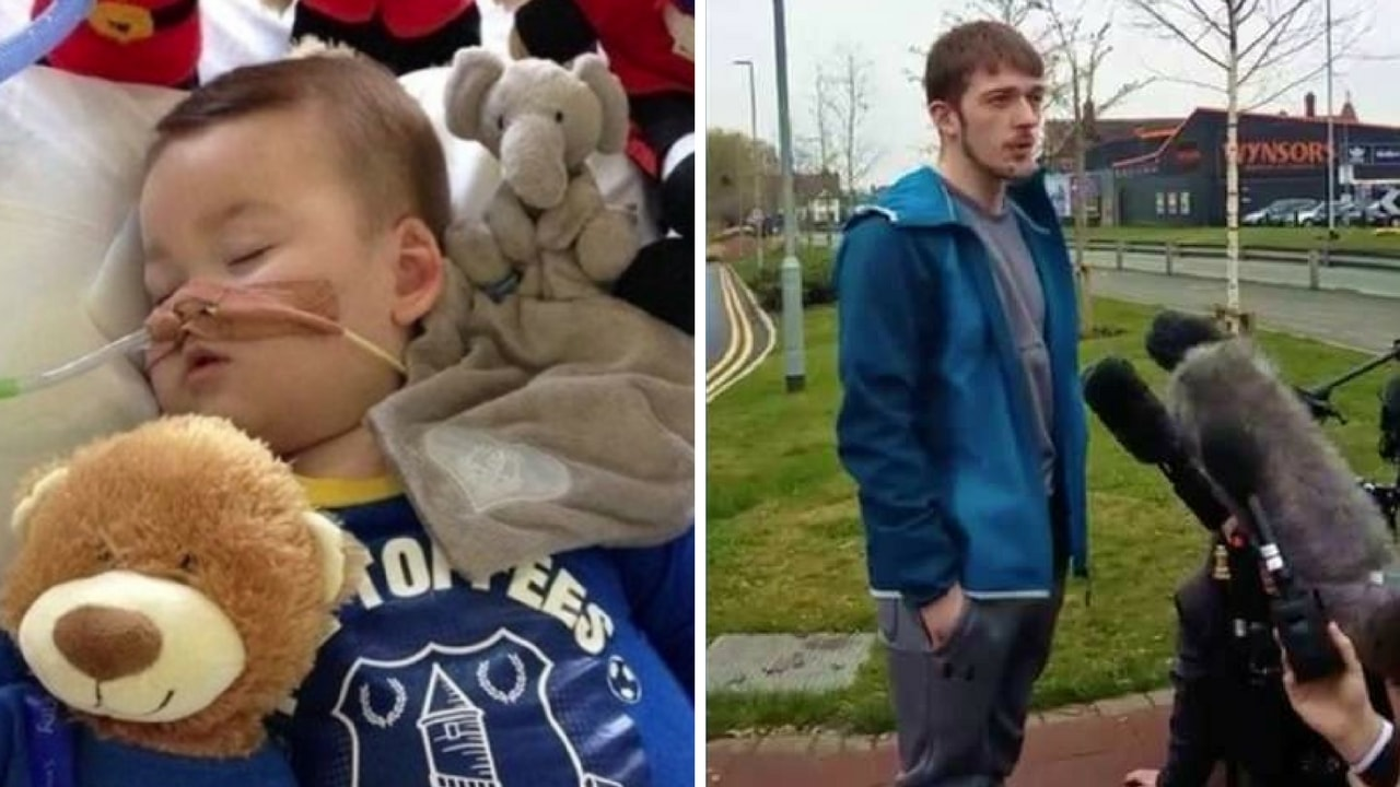 'If Alfie Evans Die, I'll Sue Everyone Involved for Murder', Said His Father