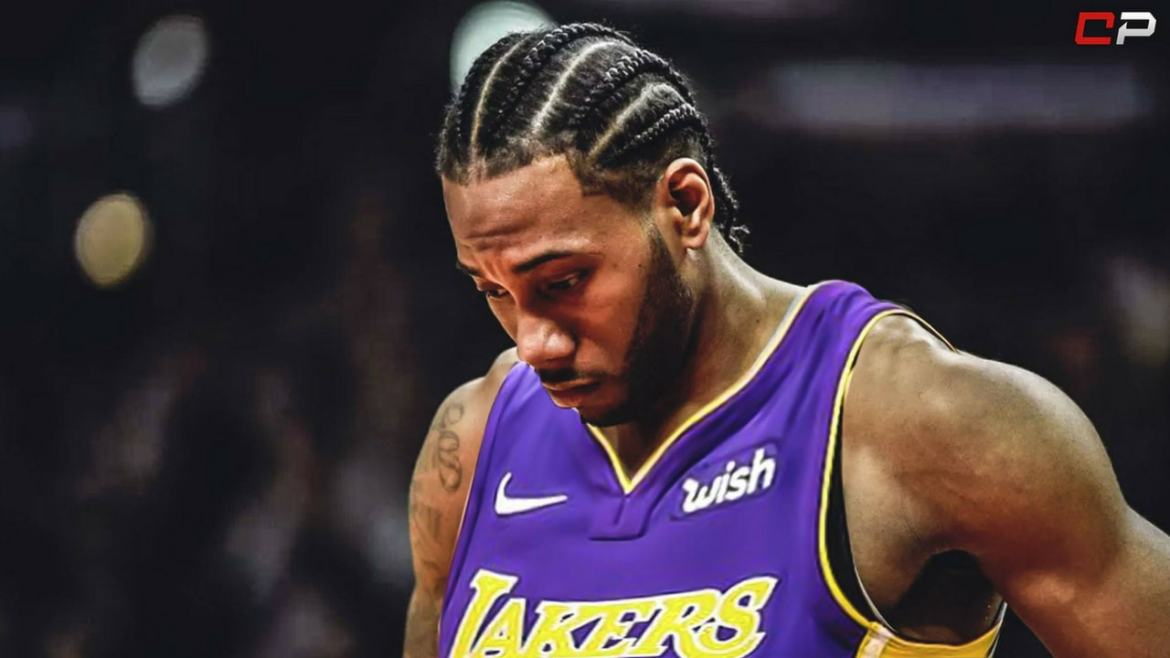 Trade rumors about Kawhi Leonard.