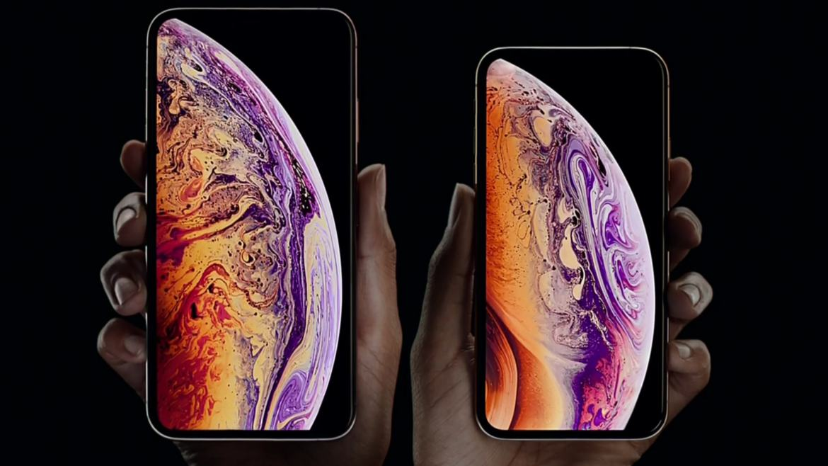 Apple introduced the new Apple iPhone Xs and iPhone Xs Max