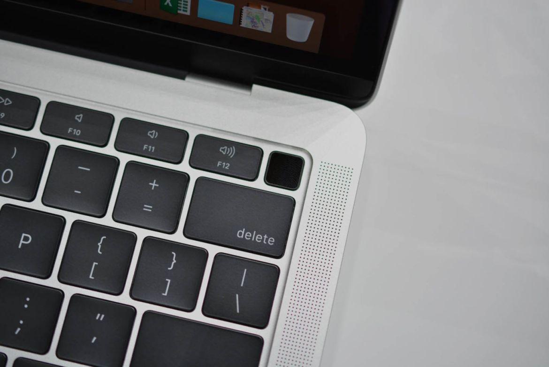 MacBook Air Touch ID