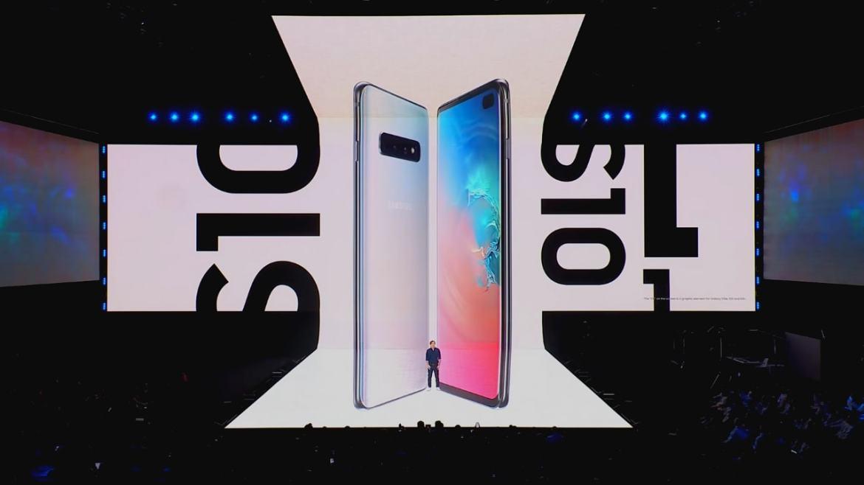 Samsung Galaxy S10 Plus, Galaxy Unpacked