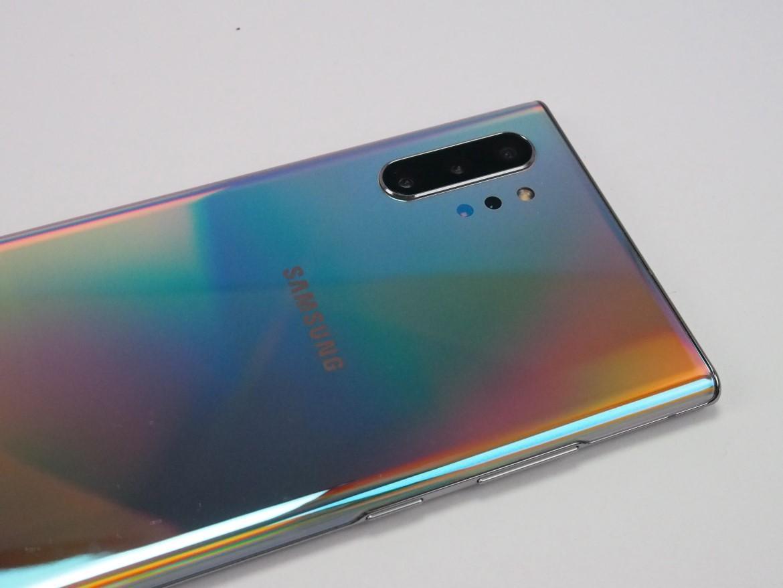 Samsung Galaxy Note 10 Plus Camera