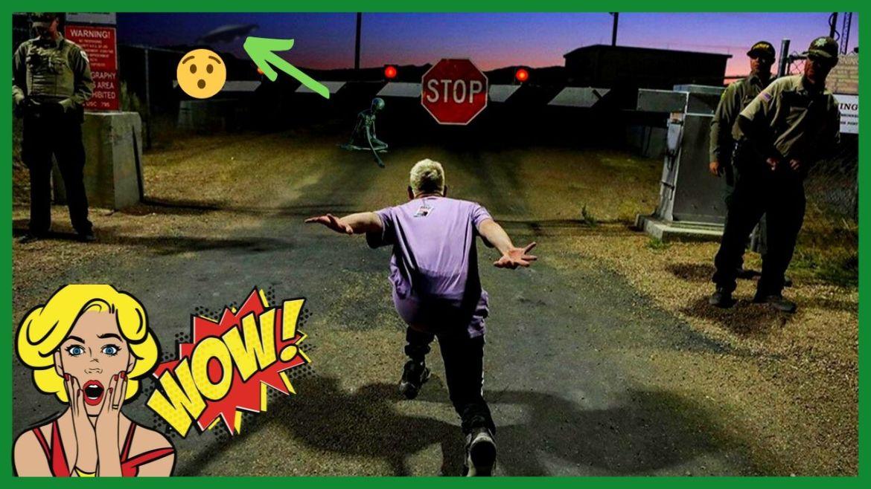 Storm Area 51 Raid, Area 51 Naruto run