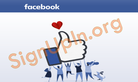 Sign Up Facebook Account