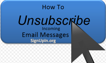 Logo - How to Unsubscribe Messages coming into Email Account