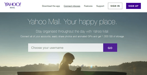 Create New Yahoo Mail Account | Create Yahoo account in few seconds