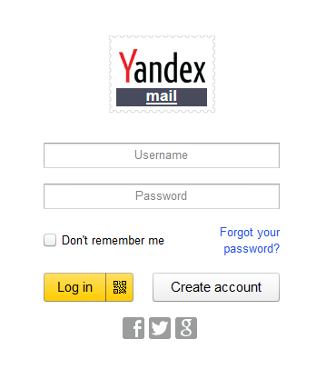 Open Yandex Account | Yandex Mail New Account Registration