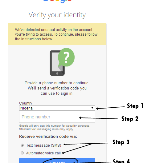 How To Verify Google Account Fast | Accounts.google.com