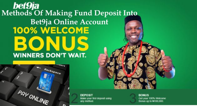 What Next After successful Bet9ja Registration – www.Bet9ja.com Deposit Guide