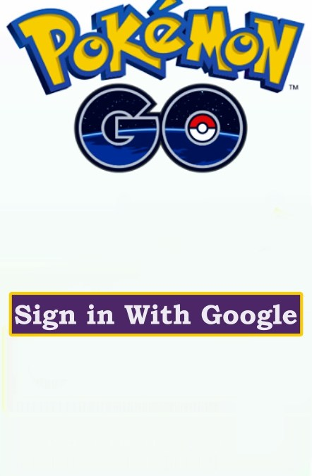 Steps to Create Pokemon Go Account | Pokemon Go Sign in With Google